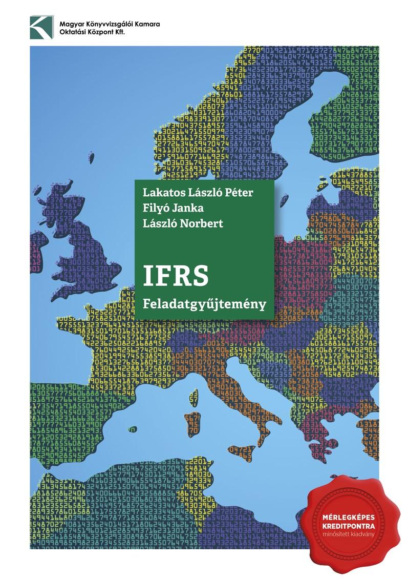 IFRS Feladatgyűjtemény (gyakorló- és vizsgafeladatok) 2018!