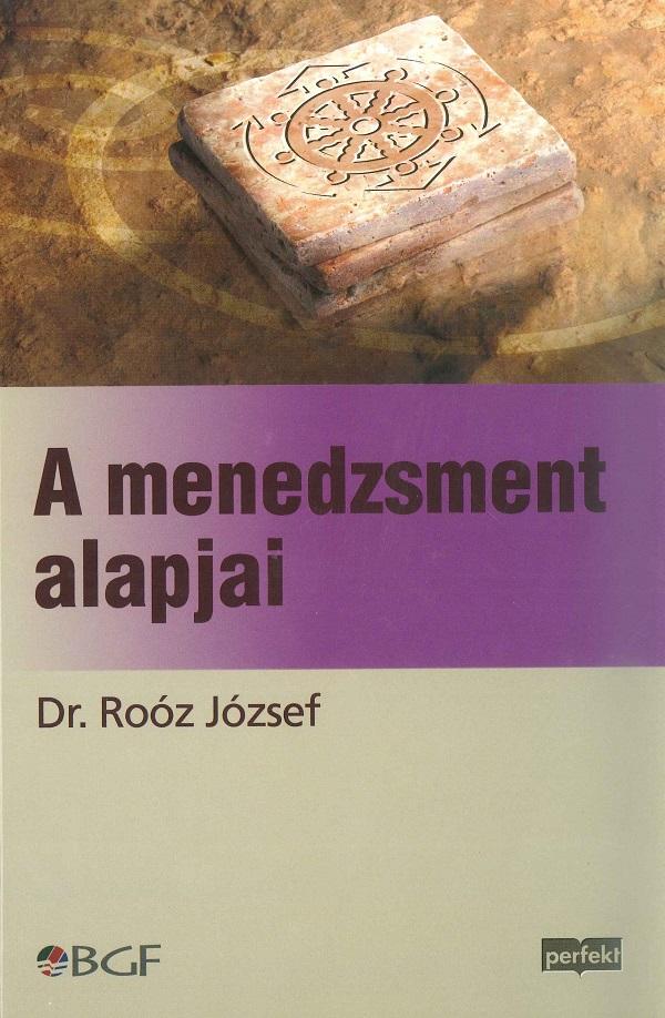 A menedzsment alapjai (PR-203/06)