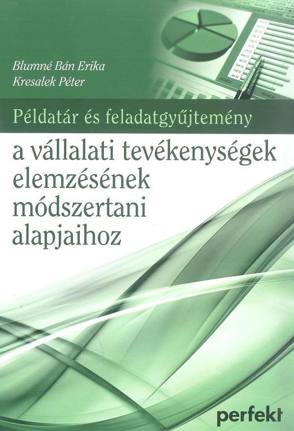 Példatár és feladatgyűjtemény a vállalati tevékenységek elemzésének módszertani alapjaihoz (PR-302-P/14)