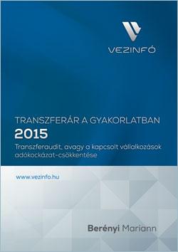 Transzferár a gyakorlatban 2015